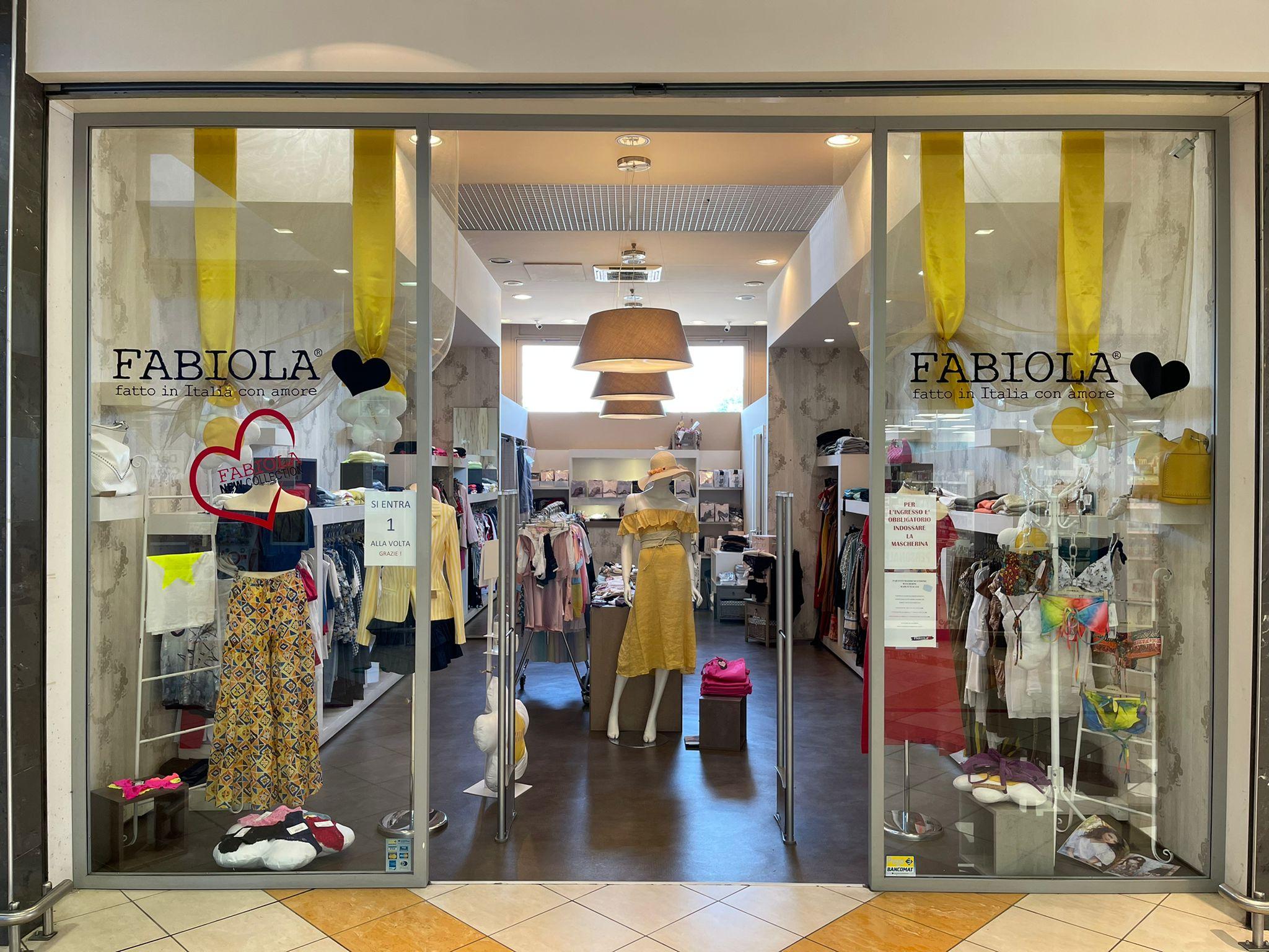 Fabiola Abbigliamento
